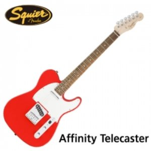 AFFINITY TELECASTER Indian Laurel RCR