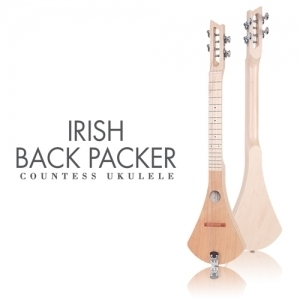 Irish BACK PACKER 우쿨렐레