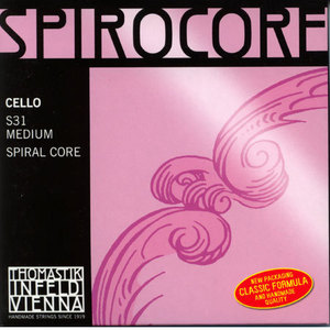 Spirocore Tungsten Cello C