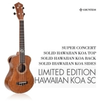 Limited Edition Hawaiian Koa SC